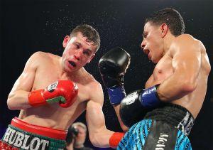 Boricua McWilliams Arroyo gana la pelea que lo puede acercar a un campeonato