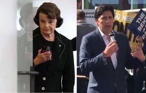 Latino gana terreno en competencia contra senadora demócrata para elección intermedia