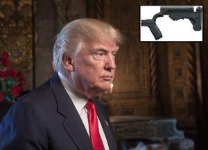 Trump toma su primera decisión sobre armas semiautomáticas