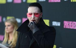 Evan Rachel Wood denuncia que la esposa de Marilyn Manson la amenazó