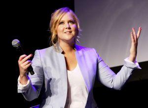 FOTOS: La comediante Amy Schumer se casó con el chefChris Fischer