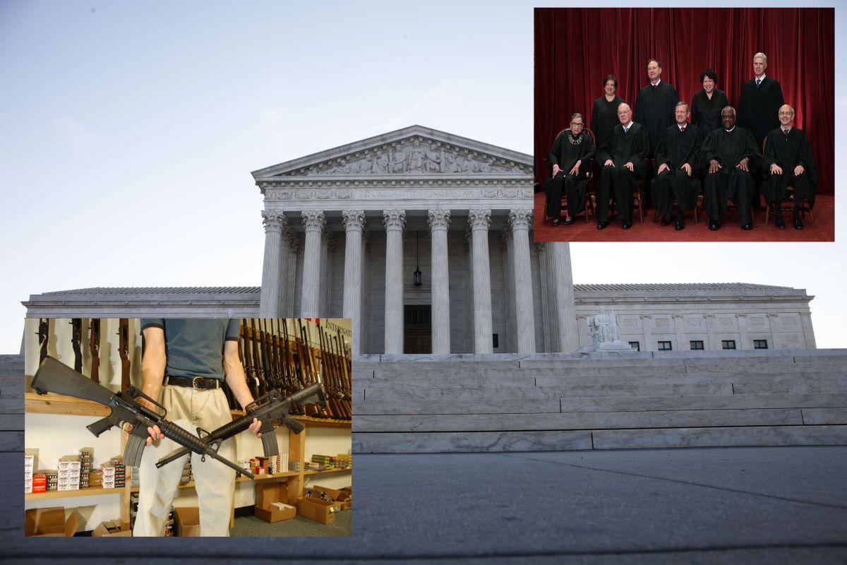 Corte Suprema rompe su silencio y se pronuncia sobre la venta de armas