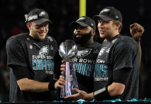 """Varios jugadores del campeón del Super Bowl le """"harán el feo"""" a Trump"""