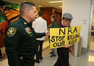 La NRA tiene que rendir cuentas