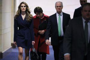 Otra crisis en la Casa Blanca: renuncia Hope Hicks, directora de Comunicaciones