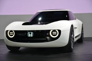 Conoce el espectacular auto concepto eléctrico de Honda