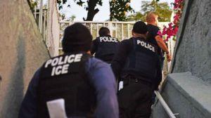 ICE hace enorme operativo en área de Los Ángeles y lleva más de 100 personas detenidas