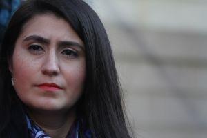 Expulsan a sucesora Jessica Ramos del velorio de Senador José Peralta