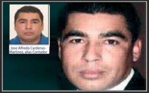 """Liberan a José Alfredo Cárdenas """"El Contador"""" líder del cártel del Golfo"""