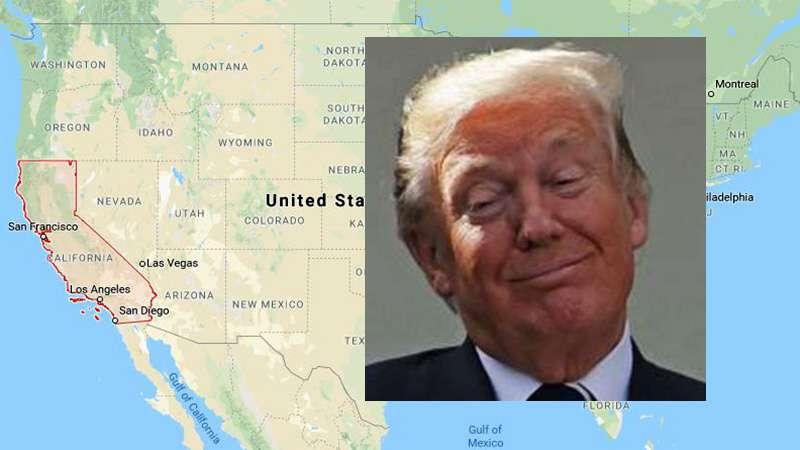 Políticos y activistas afirman que California mantendría la seguridad si Trump cumple su amenaza.