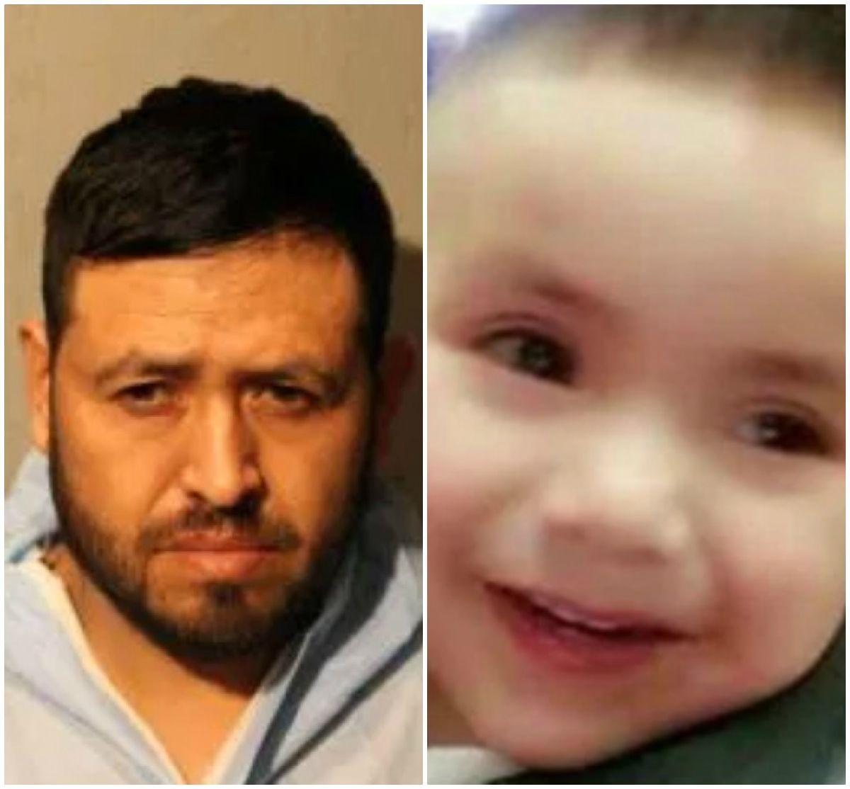 Padre le corta la garganta a su hijo de dos años porque no lo dejaba dormir