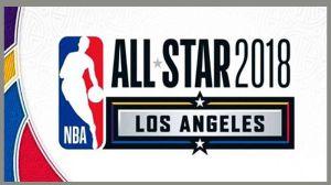 Todo listo en Los Ángeles para el Partido de las Estrellas de la NBA
