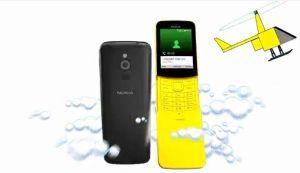 """Nokia relanzará teléfono celular de """"Matrix"""""""
