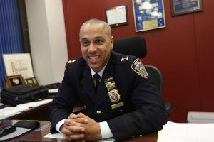 """""""Calles más seguras para todos"""", meta del dominicano de más alto rango en el NYPD"""