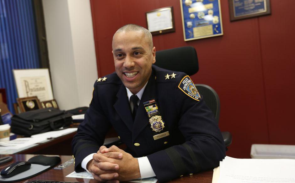 Renunció Fausto Pichardo, el latino de más rango en NYPD; alegan diferencias con el alcalde