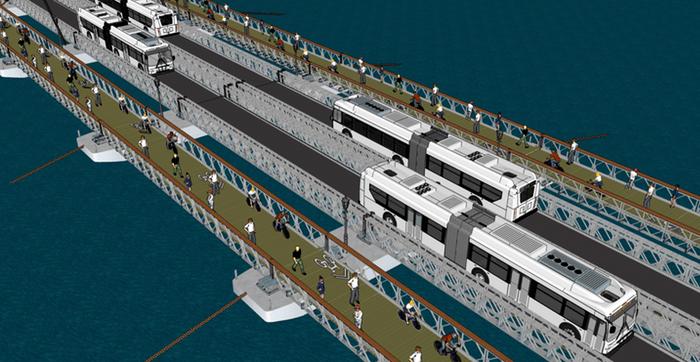 Proponen puente alternativo ante cierre de línea L del Subway