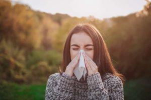 Las diferencias entre el catarro, la gripe y la rinitis