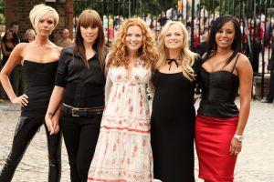 Así fue el encuentro de las Spice Girls a puerta cerrada