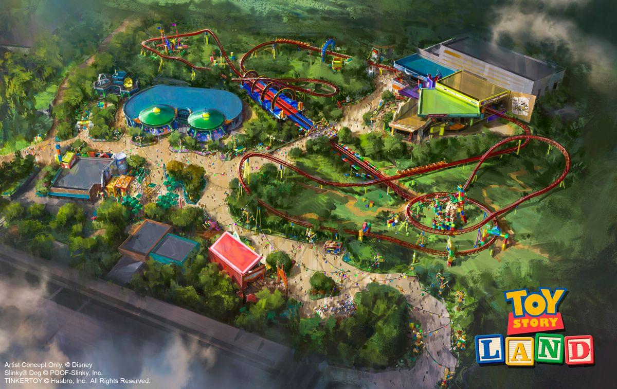 Toy Story Land abrirá el 30 de junio en Walt Disney World de Orlando
