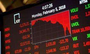 Wall Street cae tras guerra de aranceles entre China y Estados Unidos