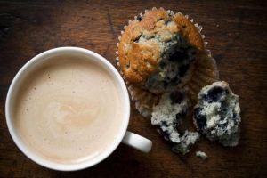 Un muffin de arándanos no es tan saludable como parece