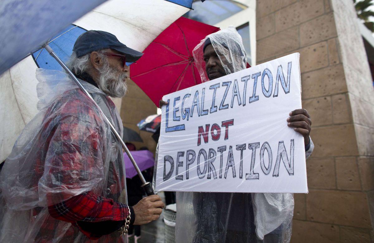 La última súplica para proteger a más de 260,000 inmigrantes de la deportación