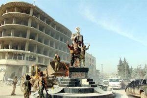 Fuerzas turcas y milicias sirias arrebatanla región de Afrín a los kurdos