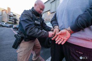 Se eleva a 559 los capturados en mega operación de ICE en California el último mes