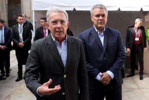 Alvaro Uribe, el senador más votado en la historia de Colombia