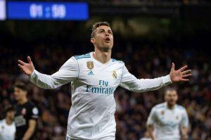 ¡Tiembla Messi! Contundente poker de Cristiano Ronaldo al Girona