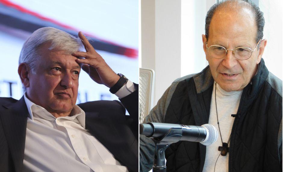 """Padre Solalinde: """"Me preocupa la seguridad de Andrés Manuel López Obrador"""""""