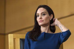 Mira a qué personaje le pondrá voz Angelina Jolie en una película de Disney