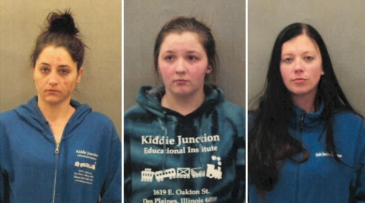 Tres cuidadoras acusadas de drogar niños en una guardería en Chicago