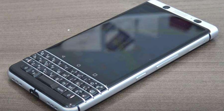 El teléfono celular con el que BlackBerry quiere reconquistar al público