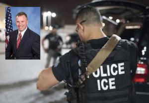 """Sheriff promete """"no perseguir a indocumentados"""" a pesar de firmar acuerdo 287g con ICE"""