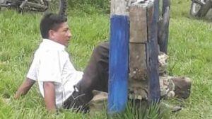 Atrapado en un cepo: el castigo a un alcalde en Bolivia por incumplidor