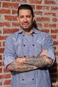 Mario Christerna, un chef alineado a la gastronomía saludable