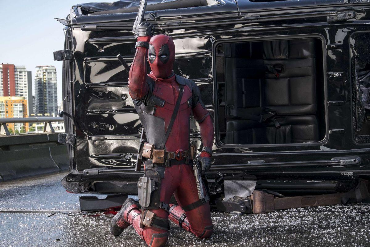 Mira aquí el nuevo trailer de 'Deadpool 2'