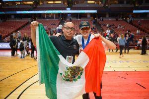 'Ser mexicana es un honor': Claudia Ramos cumple un sueño en el baloncesto de la NCAA con CSUN