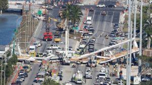 ¿Qué hacía diferente al puente que se derrumbó en Miami?