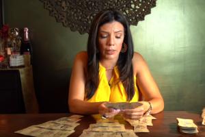 Deseret Tavares: El tarot reveló que Ninel Conde tiene problemas con la cocaína