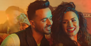 "Luis Fonsi y Demi Lovato lanzaron ""Not On You"""