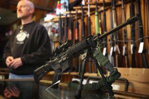 Al menos el 70% de las armas registradas en México llegan desde EEUU, la mayoría desde Texas