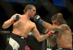 El mexicano Brian Ortega se hizo peleador para acercarse a su padre; ahora acaricia la corona del UFC