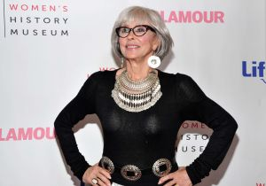 Estrenan tráiler del documental que muestra la vida de Rita Moreno: 'Just a Girl Who Decided to go for it'