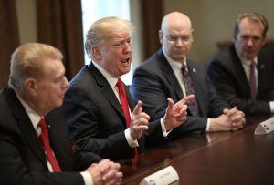 La peligrosa guerra que le piden a Trump que no empiece
