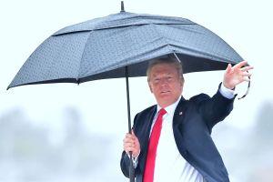 Trump justifica de forma absurda su última derrota política
