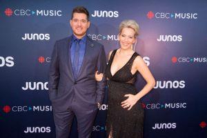 Michael Bublé confirma que espera su tercer hijo con Luisana Lopilato