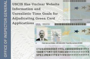 """Las dos grandes fallas de USCIS sobre """"green cards"""""""
