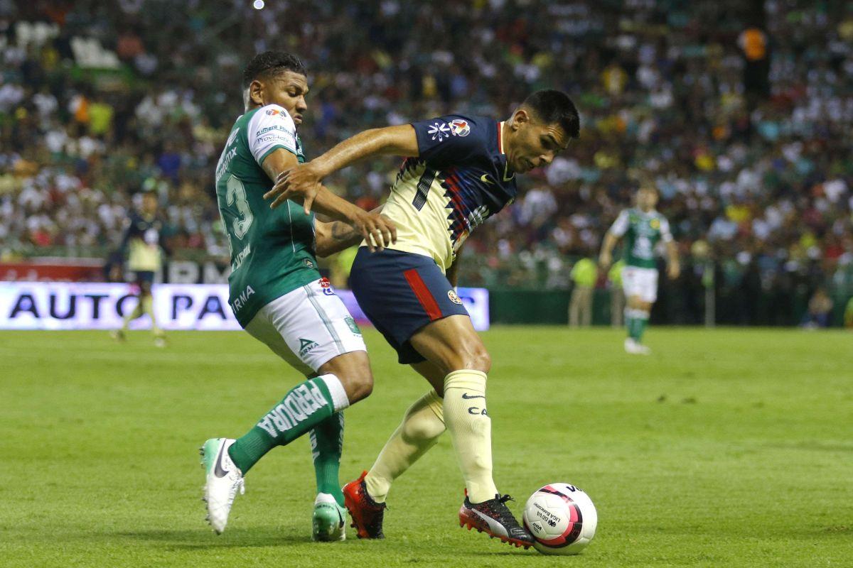 Liga MX, fecha 11: América vs. León, horario y canales de TV